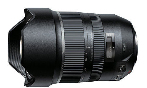 TAMRON SP 15-30MM F/2.8 DI VC Deal – $999 (reg. $1,199)