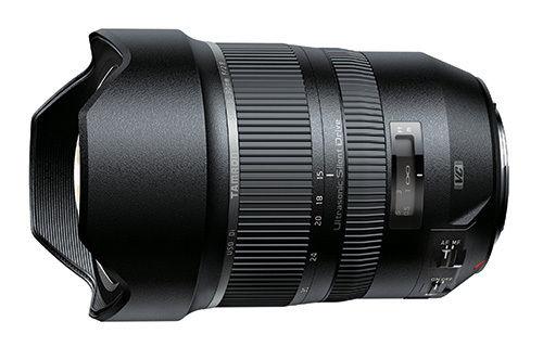 TAMRON SP 15-30MM F/2.8 DI VC Deal – $999 (reg. $1,199)