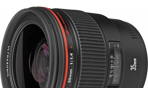 Canon EF 35mm F/1.4 Price Drop – $1,099 (reg. $1,479)