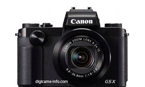 Canon Powershot G5 X And Powershot G9 X Specs And Image Leaked