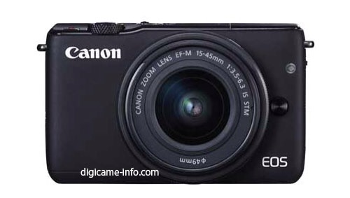 The Baby EOS M Is The EOS M10, Specs Leaked