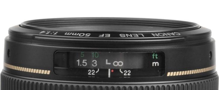 Canon EF 50mm F/1.4 USM Deal – $290 (reg. $349)
