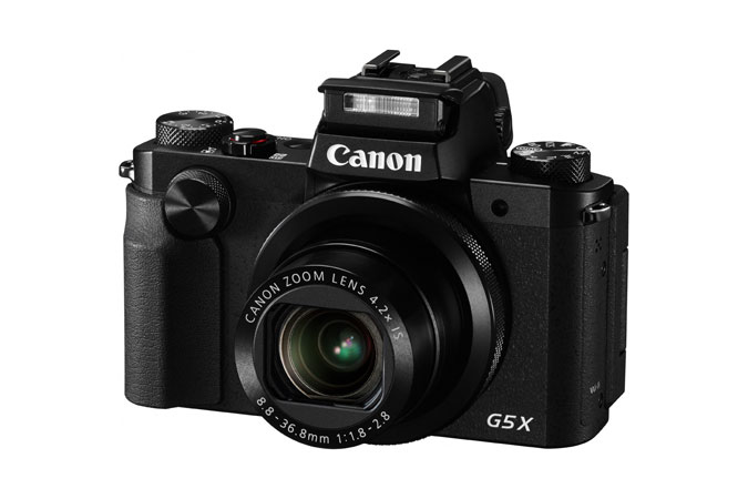 Canon Powershot G5 X Listed At Canon Direct Store