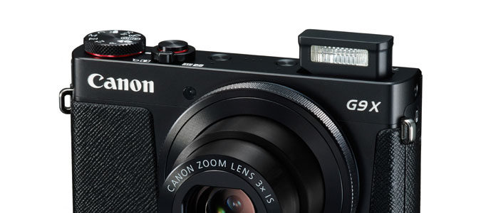 Canon PowerShot G9 X Price Drop, Now It's $399 (was $529)