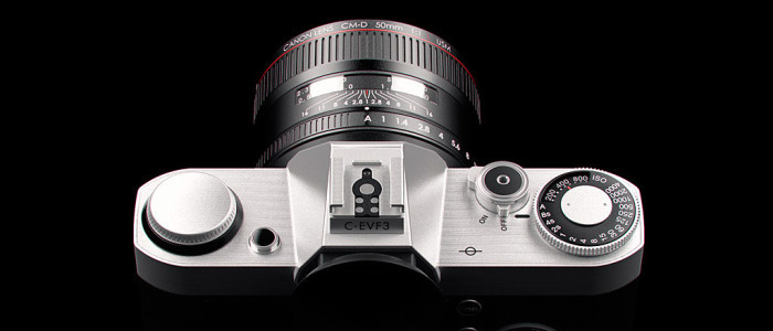 Canon Mirrorless Camera Coming With 4K? [CW3]