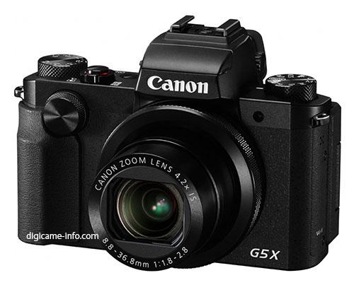 Canon G5x F002