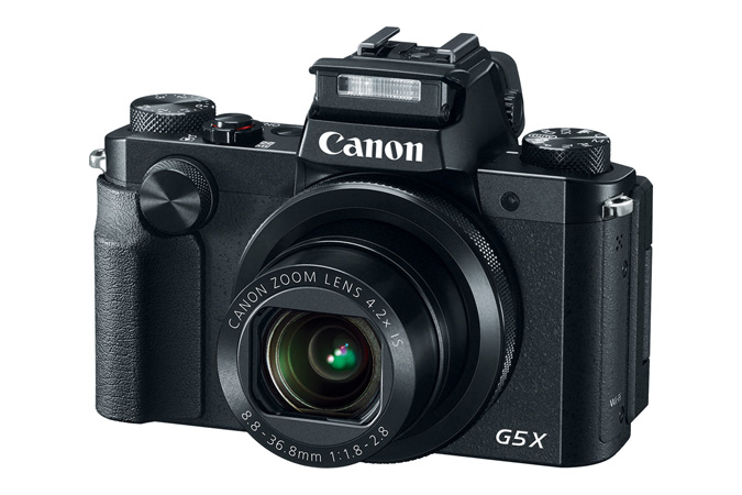 Canon Powershot G5 X Review (Imaging Resource)