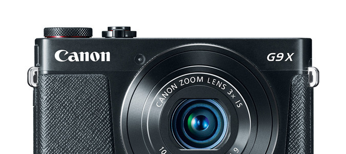 Canon Powershot G9 X Awarded Prestigious Red Dot International Design Award