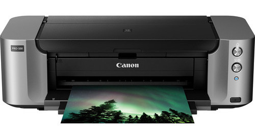 Canon PIXMA PRO-100 Wireless Professional Photo Printer At $50 (reg. $400)