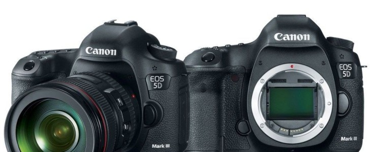 [deal Over] Canon EOS 5D Mark III Deal – Body At $1,899, With EF 24-105 F/4L IS At $2,499