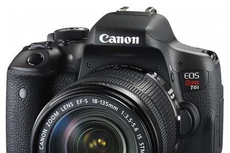 Canon EOS Rebel T6i Bundle Deal, 18-135mm IS STM, PIXMA PRO-100, And More – $799
