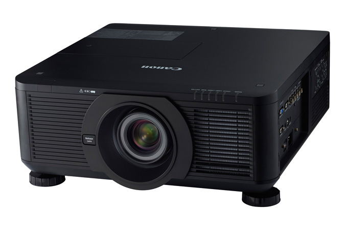 Canon Unveils Its First-Ever Dual Lamp Interchangeable Lens Projector For Enhanced Reliability