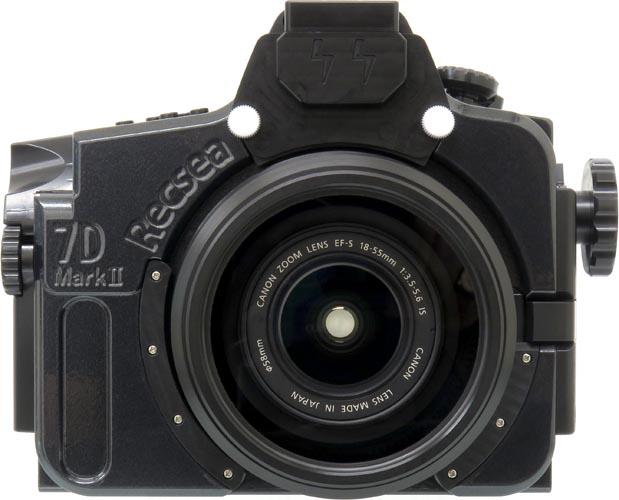Recsea Underwater Housing For Canon EOS 7D Mark II Announced
