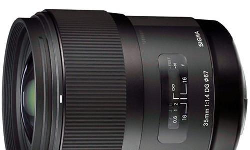 Black Friday Deal: Sigma 35mm F/1.4 DG HSM Art Lens On Sale For $799 (reg. $899)