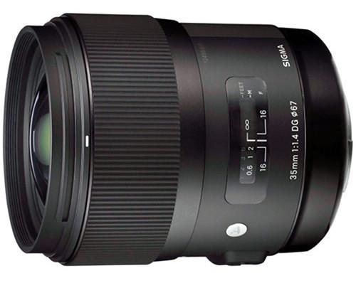 Hot Deal: Sigma 35mm F/1.4 DG HSM Art – $749 (reg. $899, Today Only)