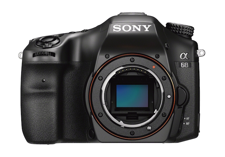 Off Brand: Sony Announce Sony Alpha A68 With New Auto-Focus Technology, 4D Focus