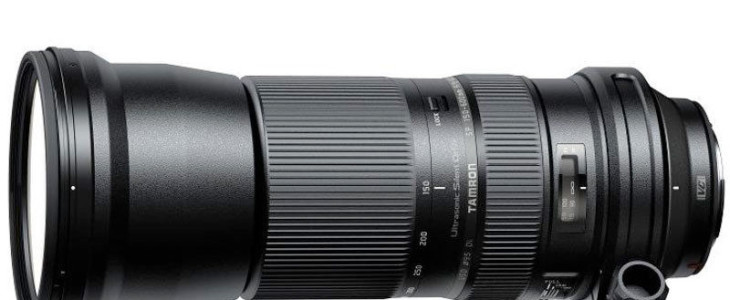 Super Black Friday Deal: Tamron SP 150-600mm F/5-6.3 Di VC USD For Just $699 (reg. 1,019)