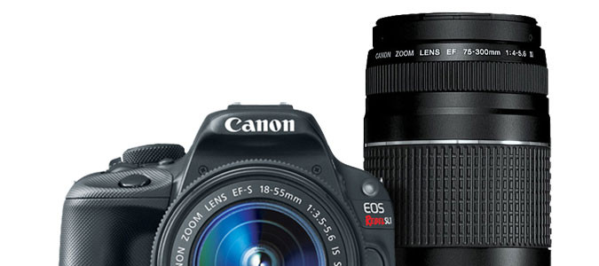 Black Friday Canon Bundle Deals Put Online Again (SL1 + 2 Lenses $399, G16 $249, T5i $399)