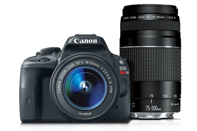 B&H: Canon EOS Rebel T5i DSLR Camera with 18-55mm Lens