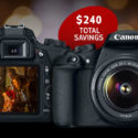 Black Friday Deals: Refurbished Canon Rebel T5 With 18-55mm IS II At $199.99 (Canon Store, Reg. $440)