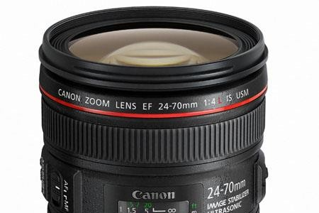 Canon EF 24-70mm F/4L IS Deal – $599 (reg. $849)