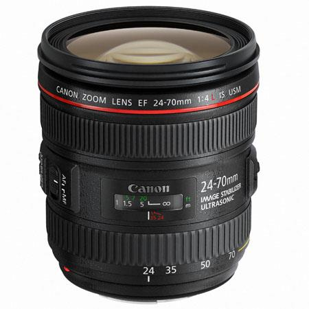 EF 24-70mm F/4L IS