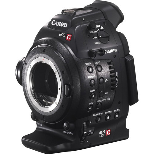 Black Friday: Canon EOS C100 Cinema Camera With Dual Pixel AF – $1599 (reg. $2499)
