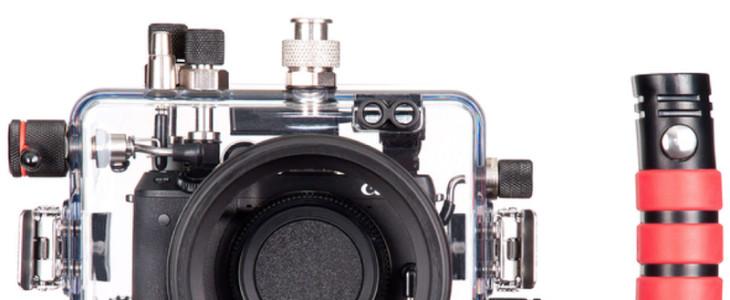 Ikelite Canon EOS M3 Underwater Housing Shipping