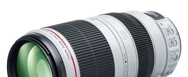 Canon EF 100-400mm F/4.5-5.6L IS II Deal – $2,099 (reg. $2,199)