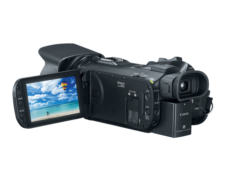 Canon Unveils New VIXIA HF G40 And Three New VIXIA HF R-Series Camcorders