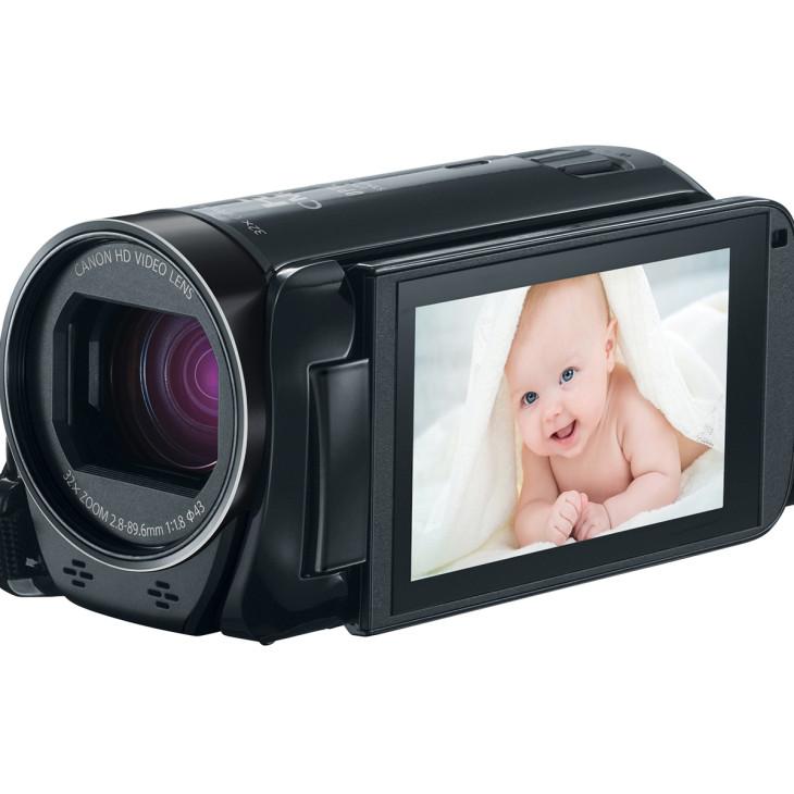 Vixia Hf R700 Black 3q Lcd HiRes