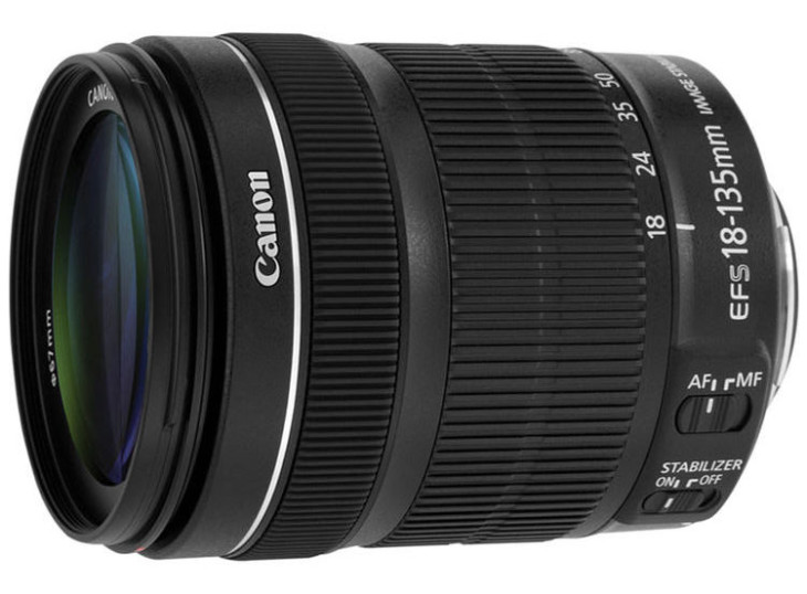 """Canon To Announce Soon EF-S 18-135mm F/3.5-5.6 IS USM Lens, And A """"Power Zoom Adapter"""""""