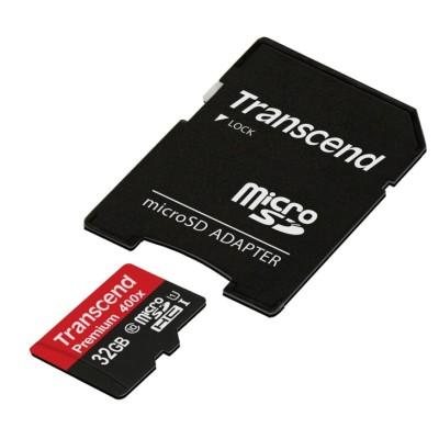 Transcend UHS-I Premium Micro SDHC 32GB
