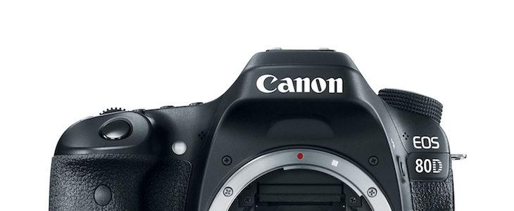 Canon EOS 80D Deal – $953 (reg. $1,199)