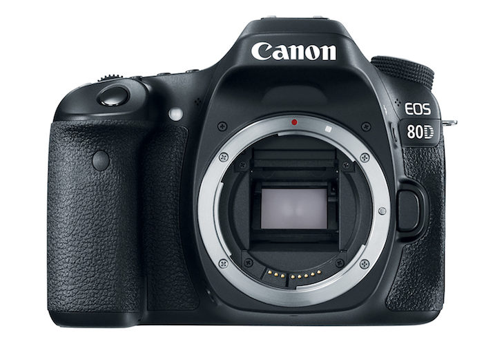 Canon EOS 80D Deal – $899 (reg. $1099, Refurbished From Canon)