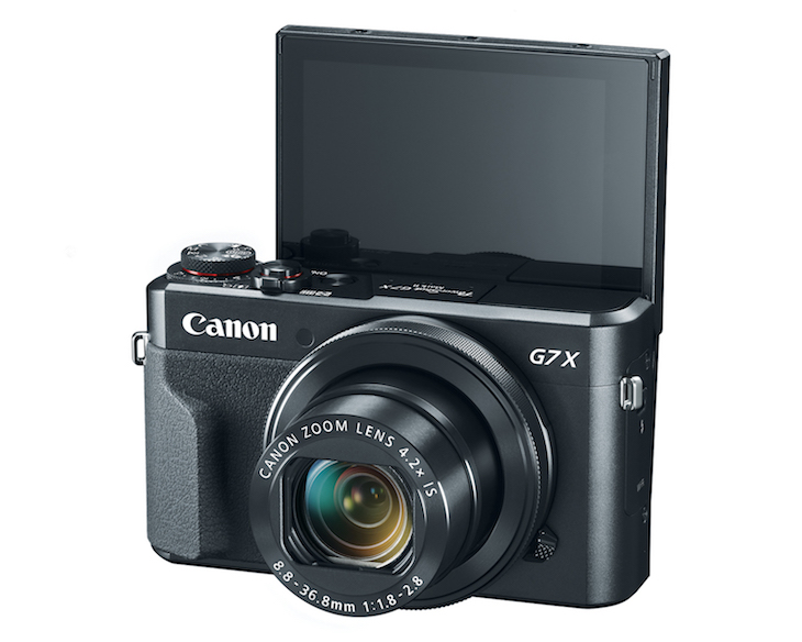 Canon PowerShot G7 X Mark II Deal – $429.99 (reg. $679, Refurbished From Canon Store)