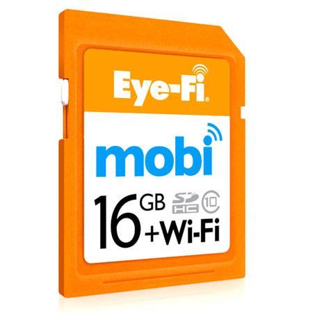 Eye-Fi Mobi Wifi 16GB SDHC