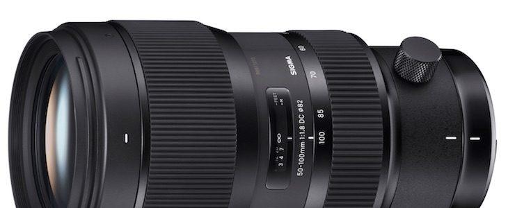 Sigma 50-100mm F/1.8 DC HSM ART (utterly Unique Lens)