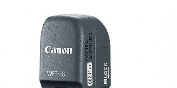 Canon WFT-E8A Wireless File Transmitter For EOS-1D X Mark II Specs And Images Leaked ($599)
