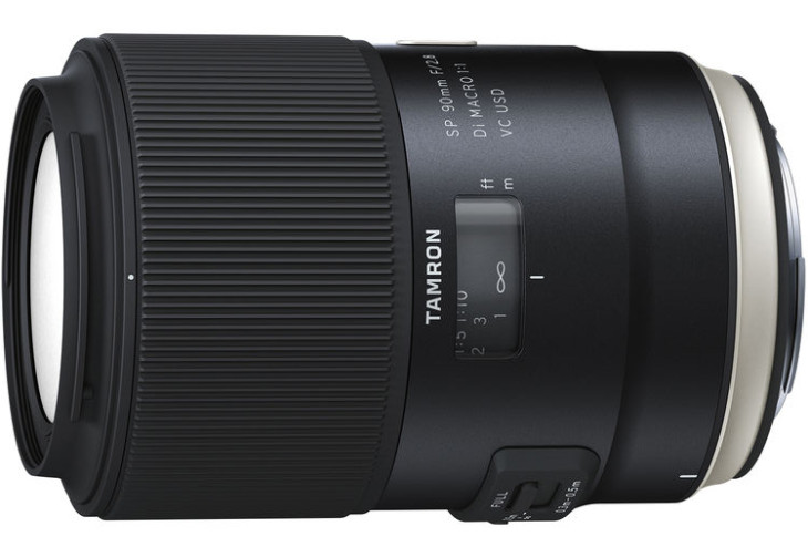 Tamron SP 90mm F/2.8 Di Macro 1:1 VC USD Video-review