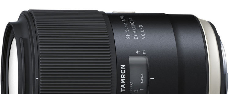 Tamron SP 90mm F/2.8 Di Macro 1:1 VC USD Video-review