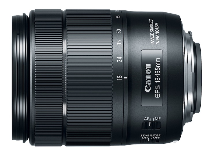 "Canon EF-S 18-135mm F3.5-5.6 IS ""Actuator Nano USM"" Technology Explained (video)"