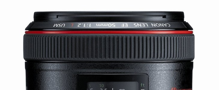 Ef 50mm F/1.2
