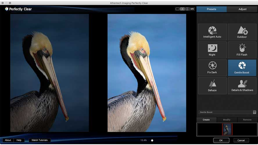Perfect Exposure for Photoshop and Lightroom is free to download