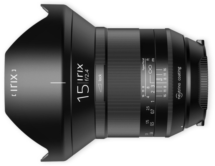 Irix Wide Angle Lenses Now Available At Adorama