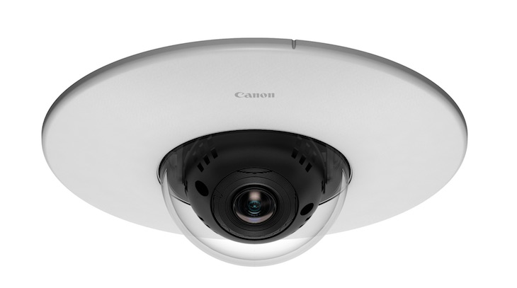 Canon Further Expands Line Of Network Cameras With Five New High-Performance Models Delivering Clear And Color-Accurate Video