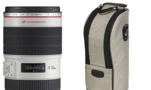 Canon EF 70-200mm F/2.8L II IS