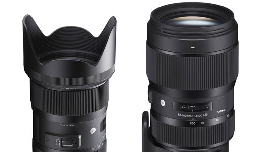 Sigma F/1.8 Art Lenses Bundle With USB Dock On Sale At $1,799 (save $160)