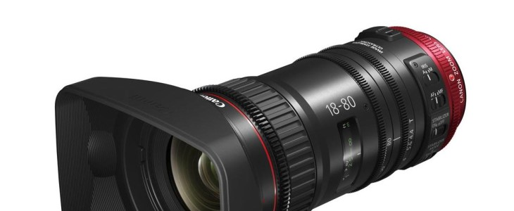 Canon COMPACT-SERVO 18-80mm T4.4 Overview Video