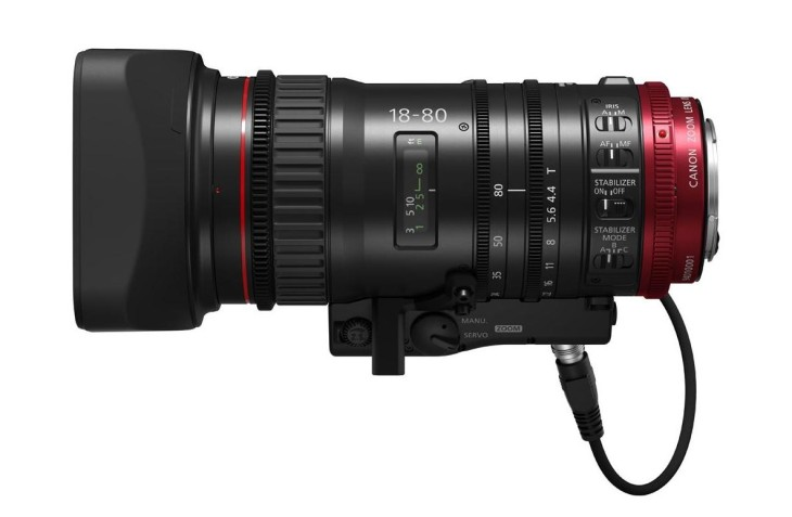 Canon Compact-Servo 18-80mm T4.4 EF Lens Introduction Video